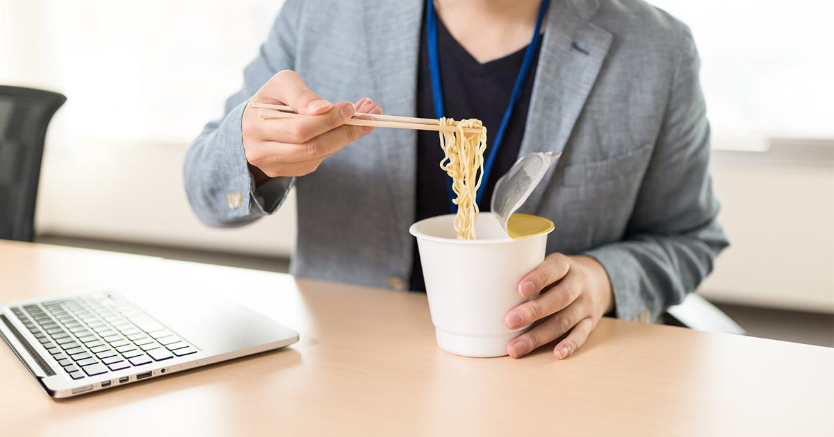 大事なプレゼン前に絶対食べてはいけないモノ