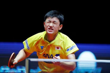 ワールドツアー・グランドファイナルで史上最年少優勝を遂げた張本智和選手