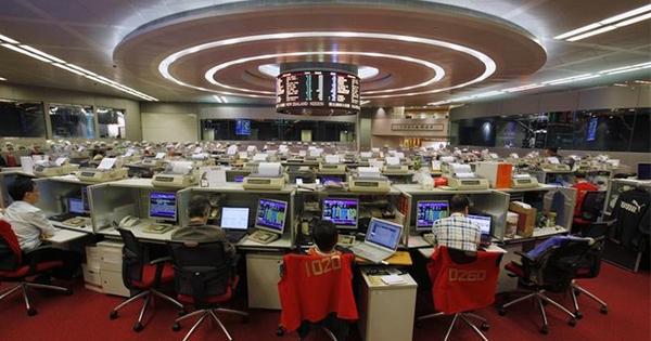 香港H株が絶好調、中国本土から資金流入活発化