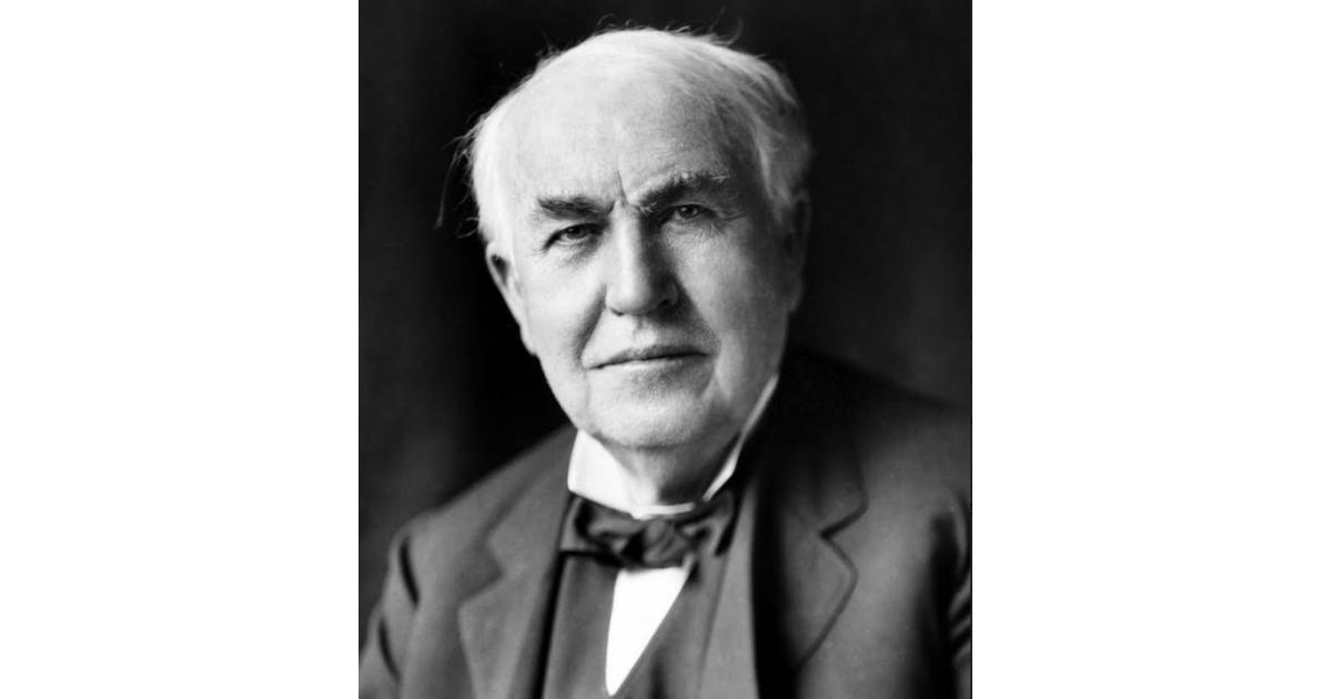 マーケティング発想のできる発明王エジソンそのスピリットを継ぐGEの次の一手とは?