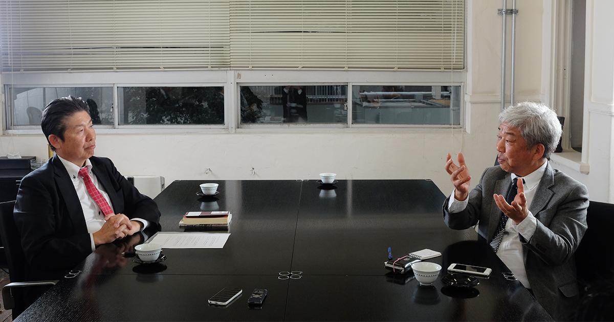 吉本興業・大崎洋社長に聞く、デジタル化で変わるお笑いの未来