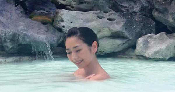 """""""温泉女優""""が明かす美肌を磨く温泉と入浴法"""