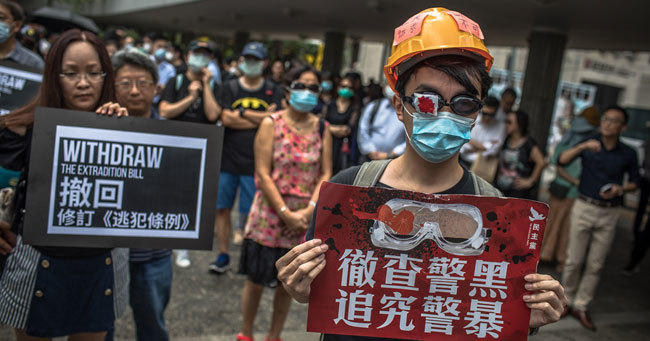 香港情勢は天安門の再来となるか?