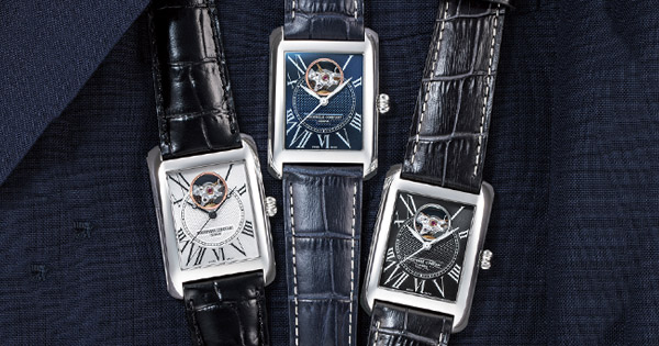 スーツに合わせるべき、アクセシブル ラグジュアリーな時計