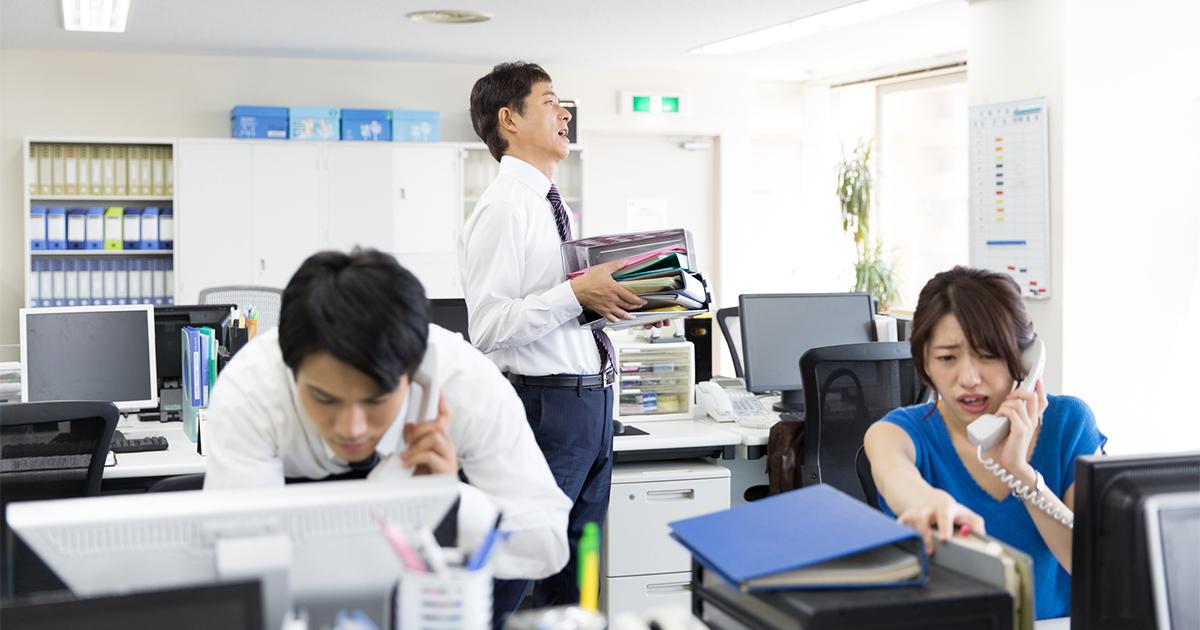 うつ社員の肩代わりで疲弊する同僚たちの悲鳴(上)
