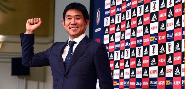 サッカー日本代表・森保一監督