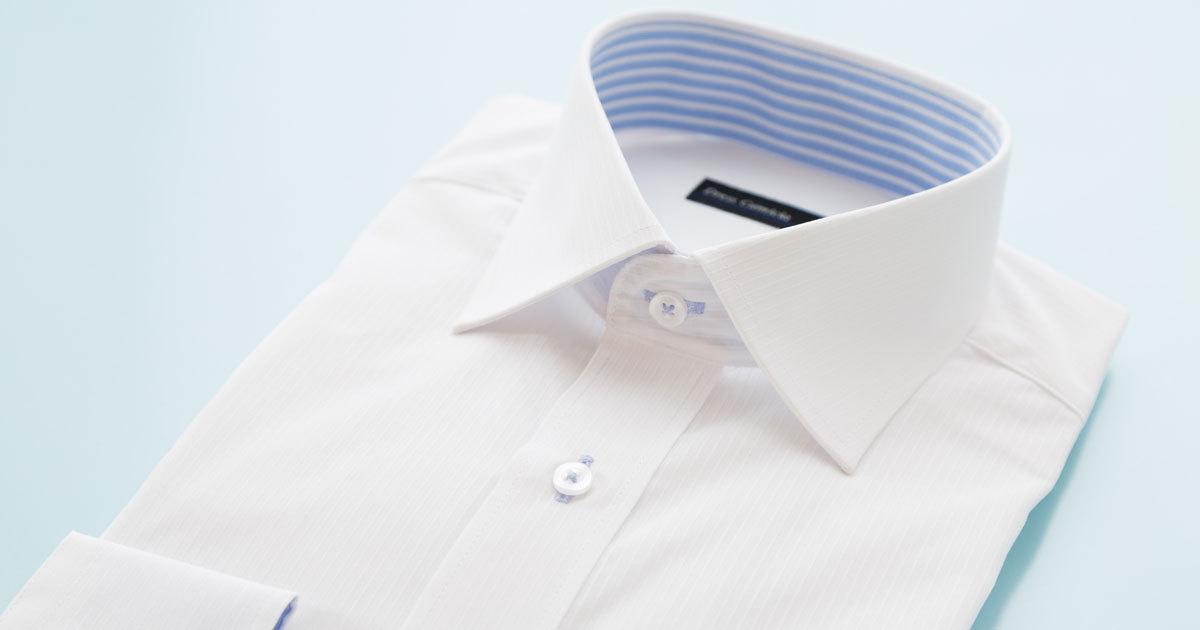 ワイシャツ選びで絶対やってはいけないこと