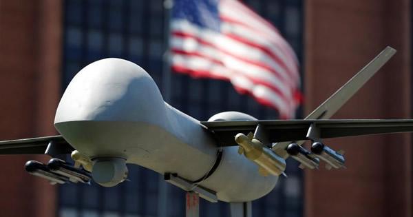 米無人機の輸出増狙う「ゲーム・オブ・ドローンズ」作戦