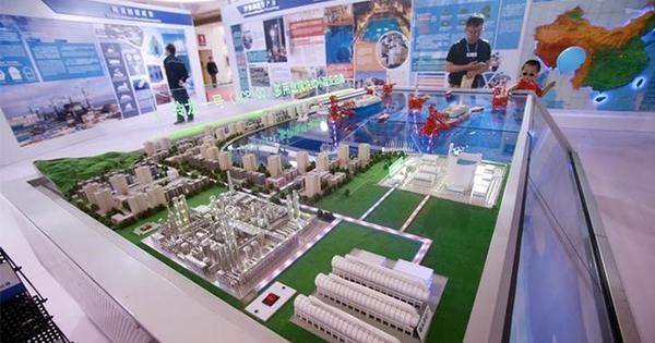 ドラゴンに賭ける中国、小型原子炉で原発市場の覇権狙う