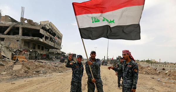 モスルでIS敗退、なお残る米同盟国の「重い課題」