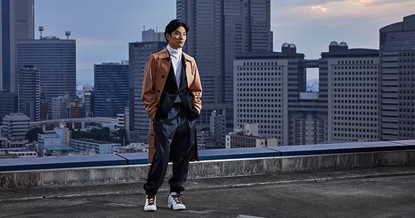 エルメネジルド ゼニア日本版キャンペーンに松田龍平を起用