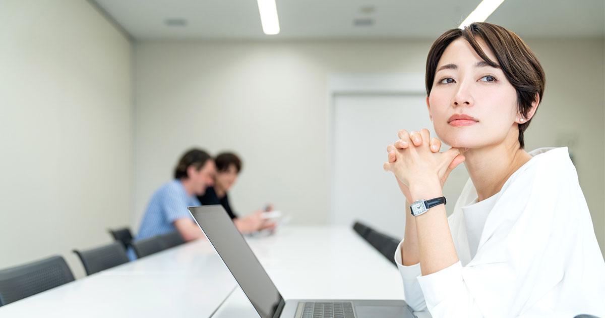 「女性管理職」は男性ばかりか女性自身も望まない?政府の女性登用目標に立ち塞がる古くて厚い壁の正体