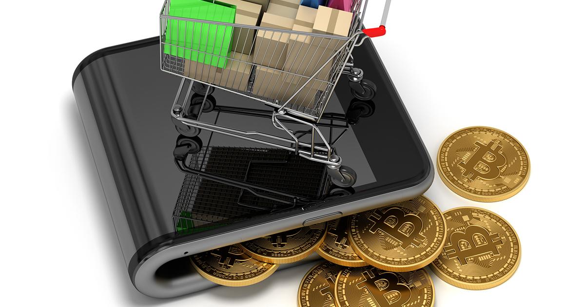 買物の決済を「仮想通貨」でする時代が始まった