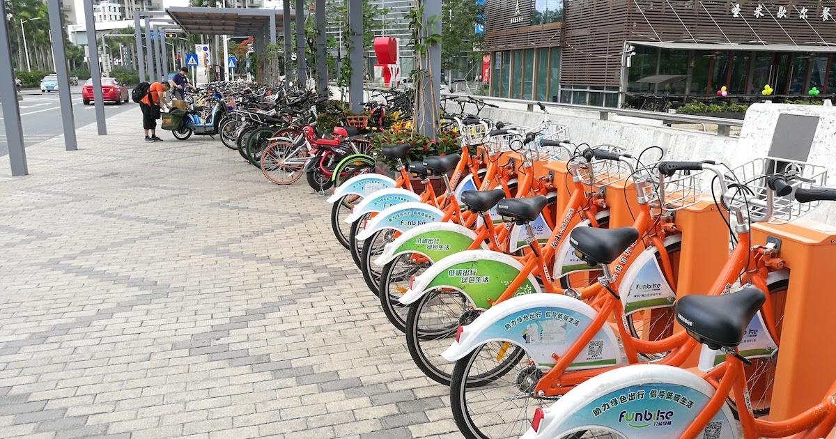 中国の自転車シェアブームの裏には社会の「実験と激動」があった