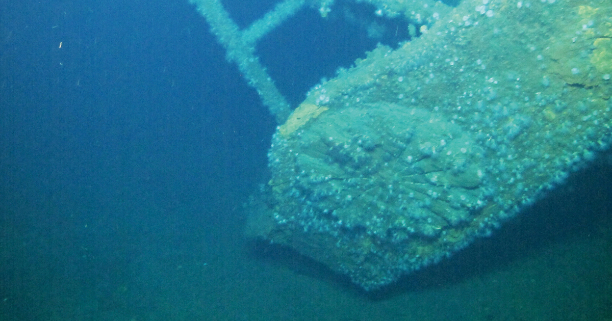 潜水調査でわかってきた戦艦大和の全貌と実像