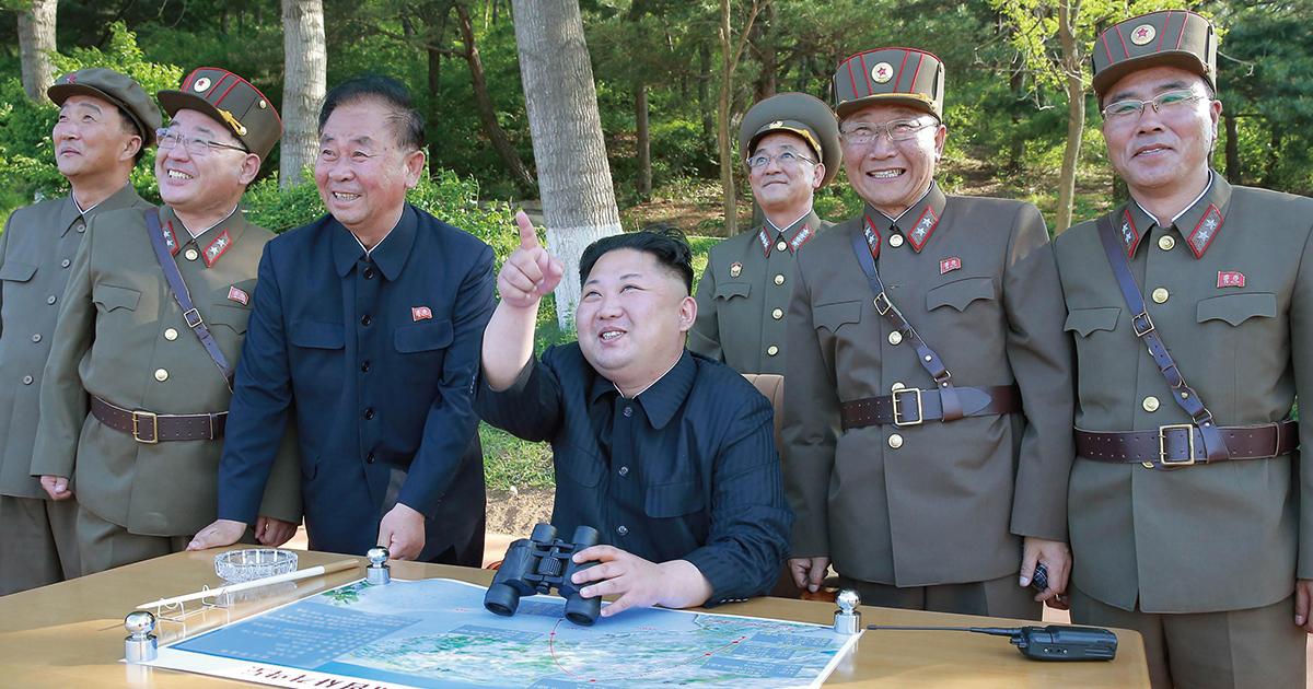 北朝鮮のミサイル連発は、米韓の姿勢変化を巧みに嗅ぎ取った結果だ
