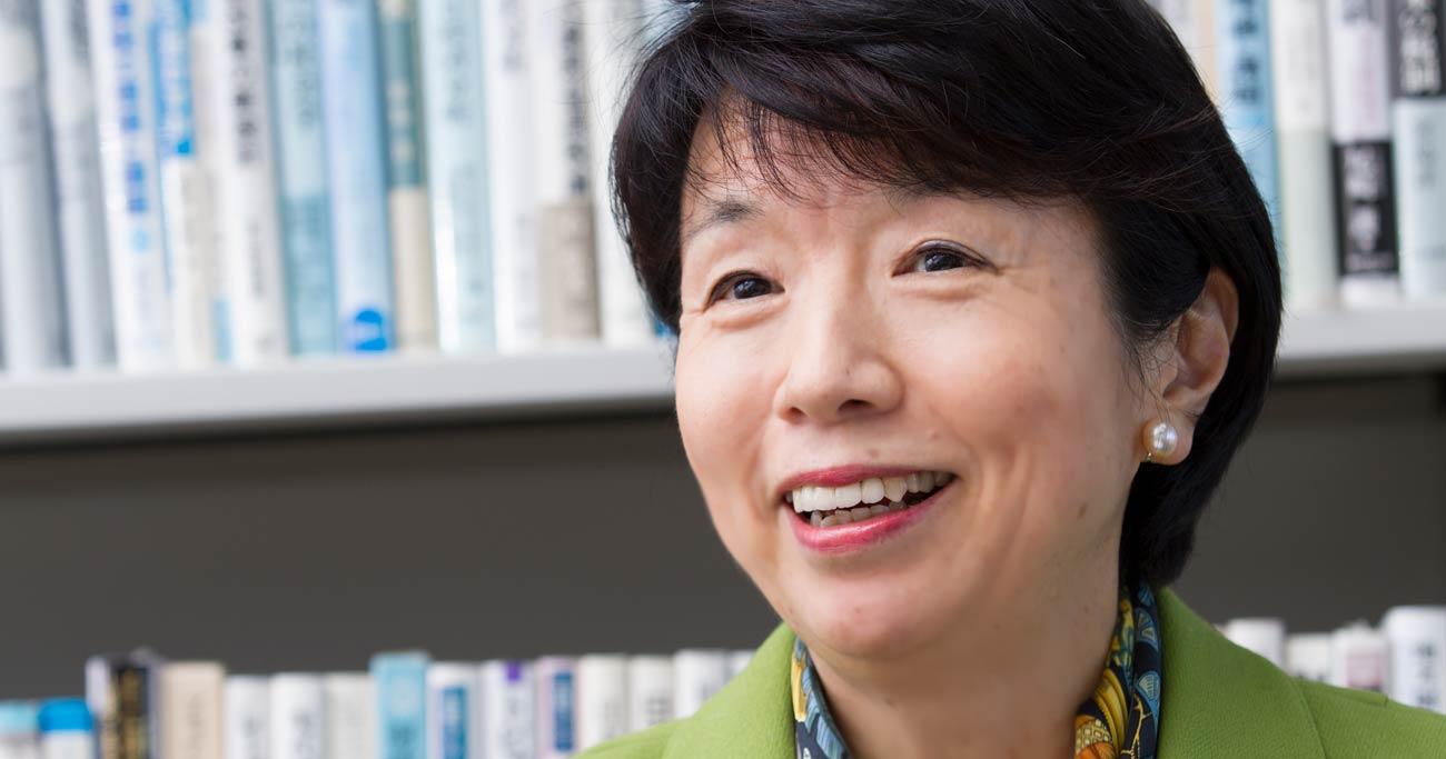残業削減と生産性向上の二兎をどう追うか、大田弘子氏が語る働き方改革の本丸