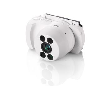 産婦人科用コンデジ「コルポカメラ」の試作機