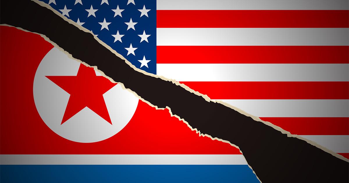 米・北朝鮮間で軍事衝突が起こり得る5つの理由