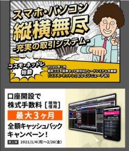 ログイン pc 取引 証券 岩井 ネット コスモ
