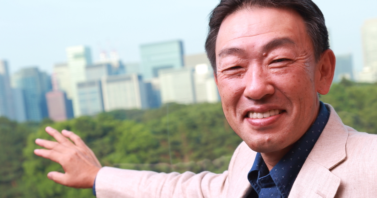 """松井証券社長が語る「フィンテックの本質は""""人間というコスト""""の否定」"""