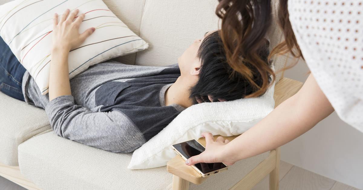 パートナーに異常な嫉妬や妄想を持つ「オセロ症候群」の恐怖