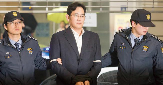 ASCII.jpサムスン、トップ逮捕でアップルとの関係に溝も