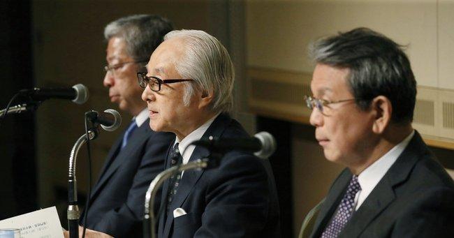 「かんぽ不正問題」で引責辞任することになった日本郵政の長門社長ら3人