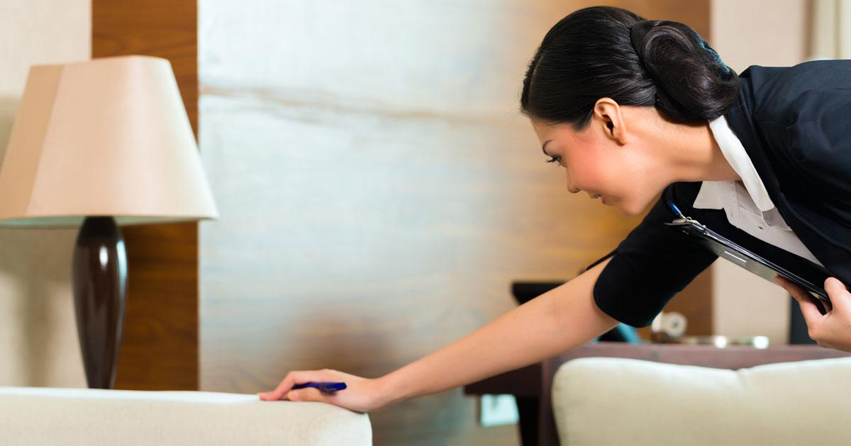 中国のホテルのサービス向上、裏に従業員の涙ぐましい努力