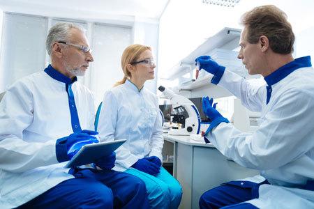 世界では今、がんのゲノム研究が盛んに行われています