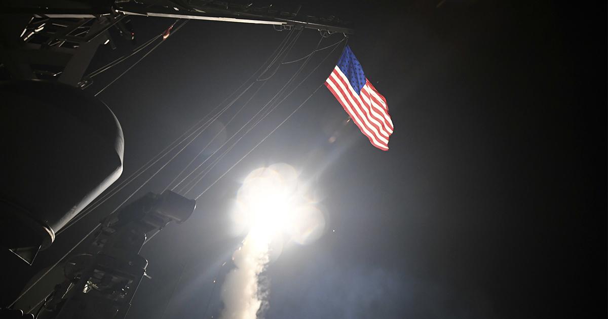 米シリア攻撃の大義名分「化学兵器使用」は本当にあったか