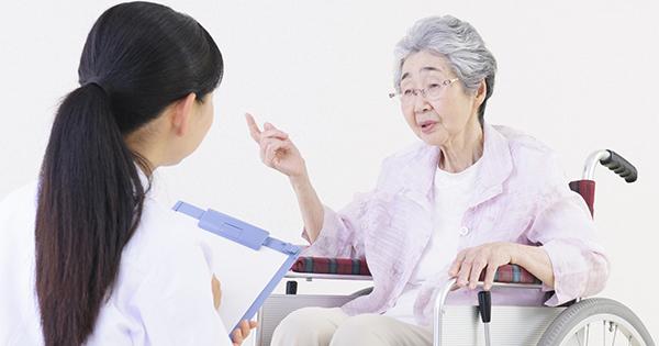 介護の前の「医療」というハードル