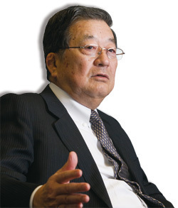 新日鐵住金会長兼CEO 宗岡正二海外での高炉建設については為替レートだけで決まらない