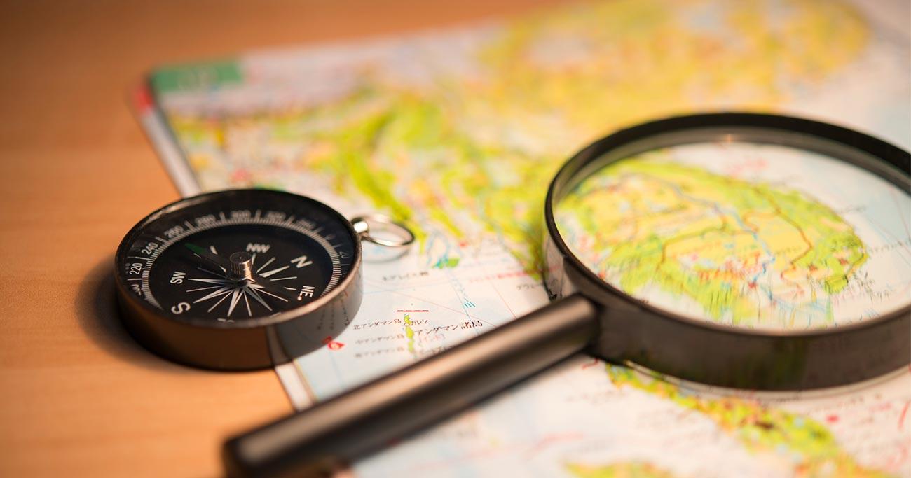 「地図帳を愛でる」ための雑学本登場、帝国書院と地理研究家がタッグ