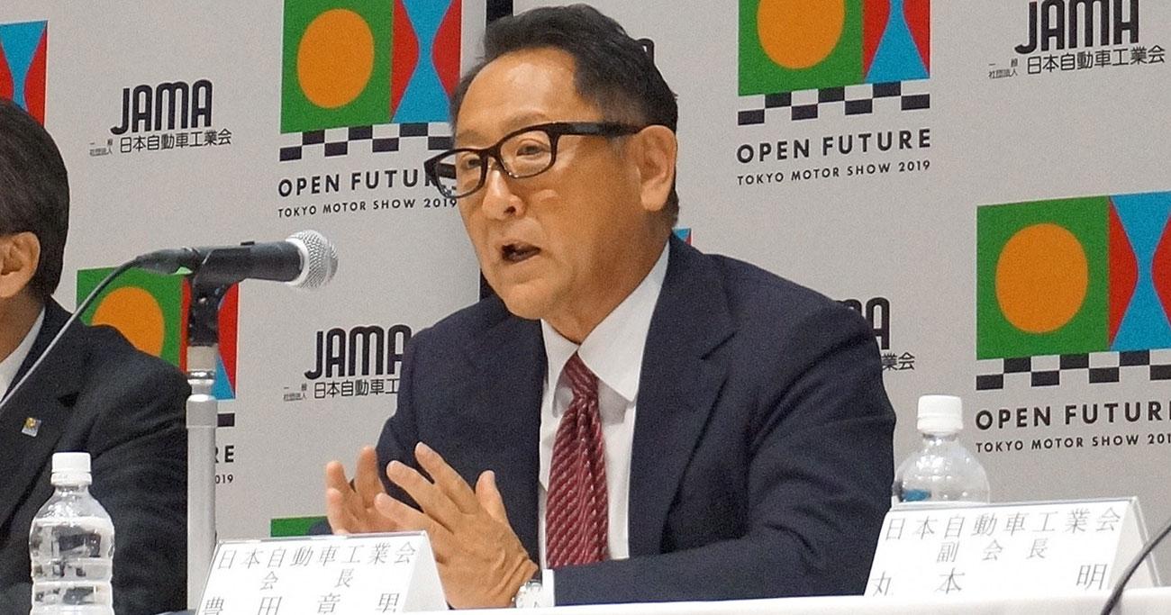 「トヨタ一強時代」に突入、日本車連合軍を率いる豊田章男社長の野望