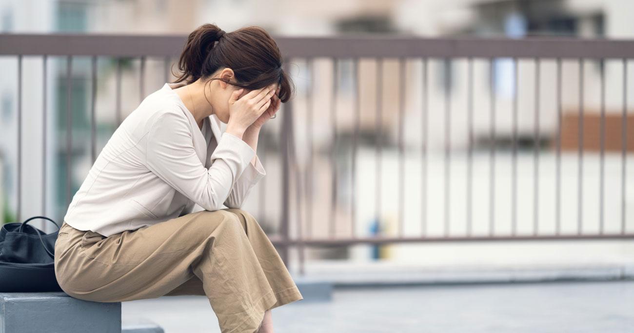 いつも心配でたまらない「全般性不安障害」への森田療法流解決法