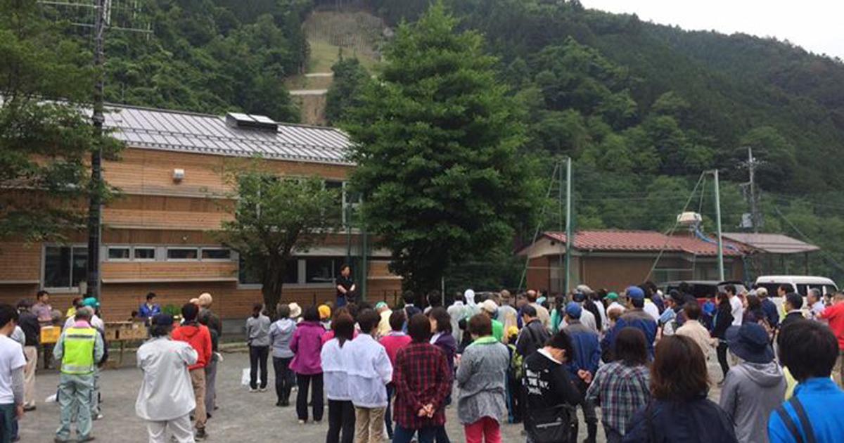 東京都民の「水源の森」の山を守る人々の情熱と信念