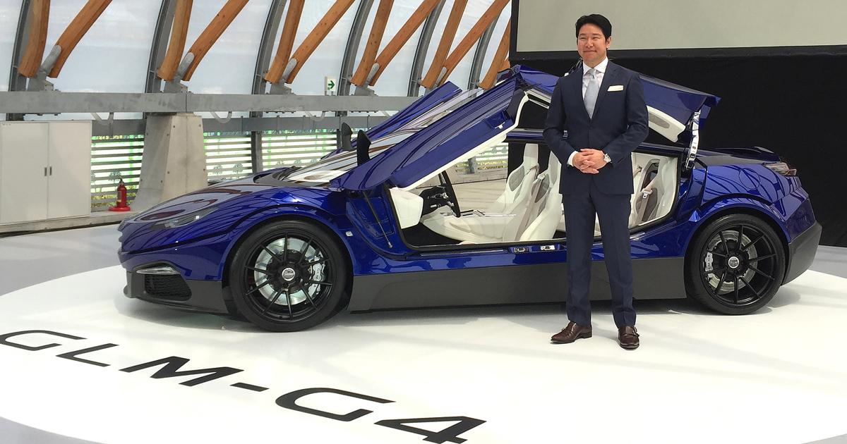 """""""EVフェラーリ""""GLM社は「自動車メーカー」として成功できるか"""