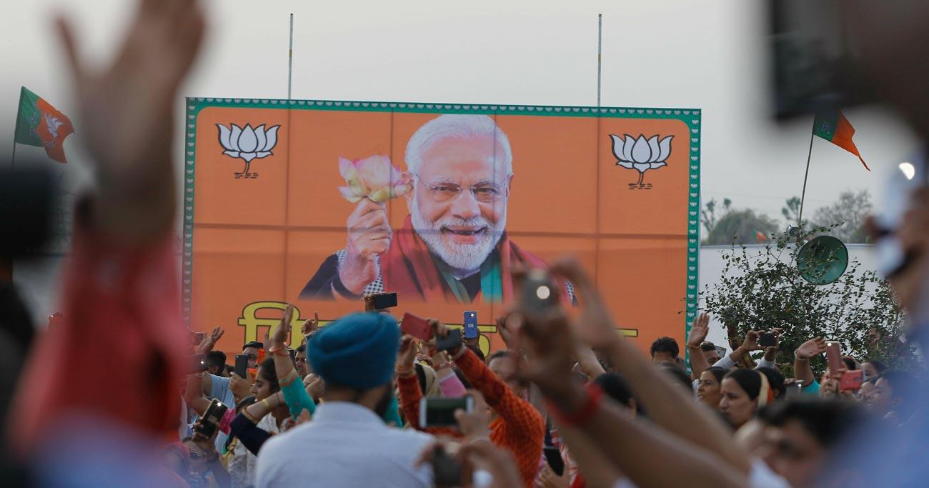 モディ政権への「審判」総選挙は間近も、インド景気は頭打ちの様相を強める