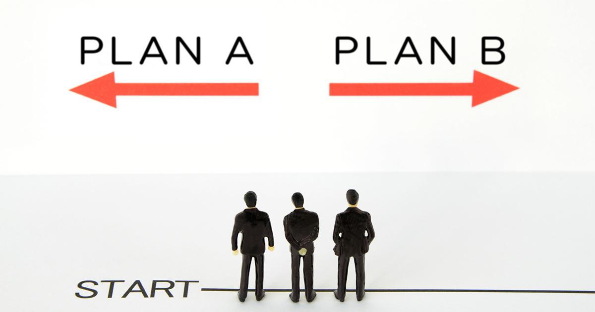 意思決定ができないリーダー 3つのタイプ