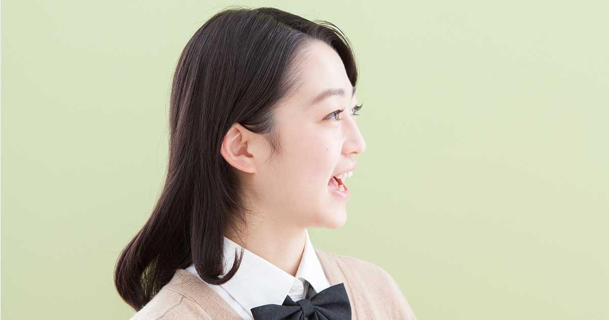 鼻づまり声でも、鼻にかからない驚異の発声方法