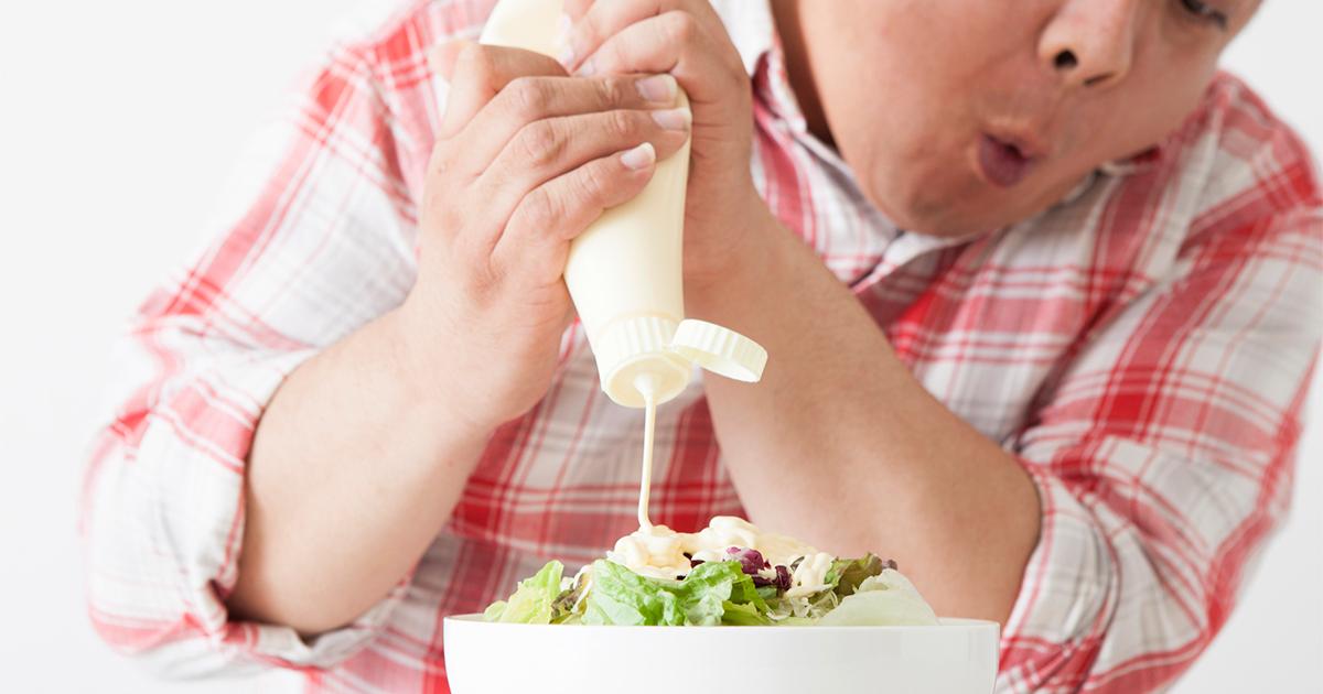 同じカロリーでもこんな違う!太る食事、痩せる食事
