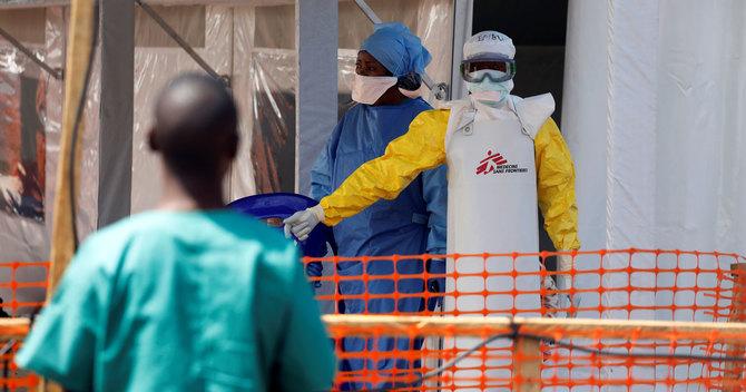 コンゴ民主共和国の東部の北キブ州とイツリ州でのエボラ流行は、終息するどころか、次第にその感染地域が広がりある