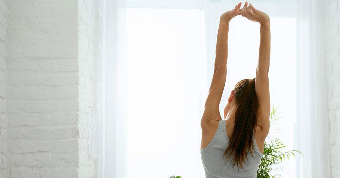寝起きのストレッチで「やせやすい体」に変わる理由