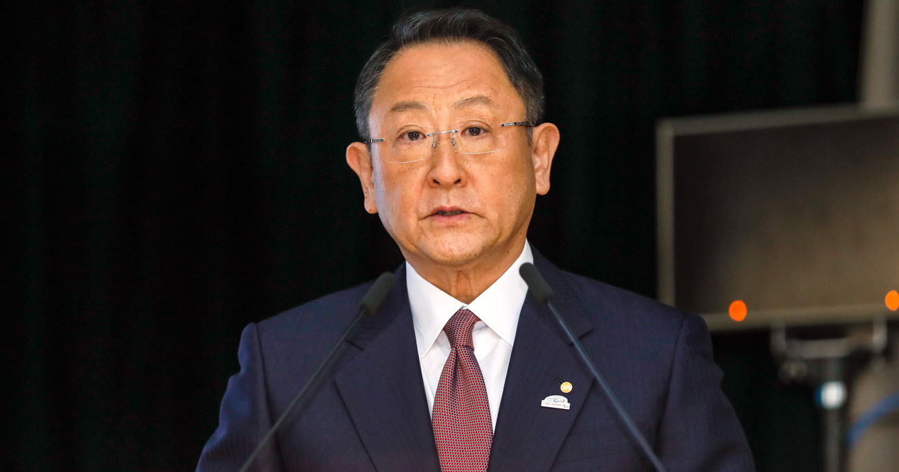 豊田章男・自工会会長が「強い日本自動車株式会社」を強調した理由