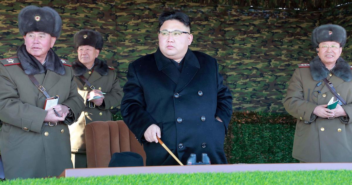 北朝鮮VX使用が示唆「金正恩は本気で核を使いかねない」
