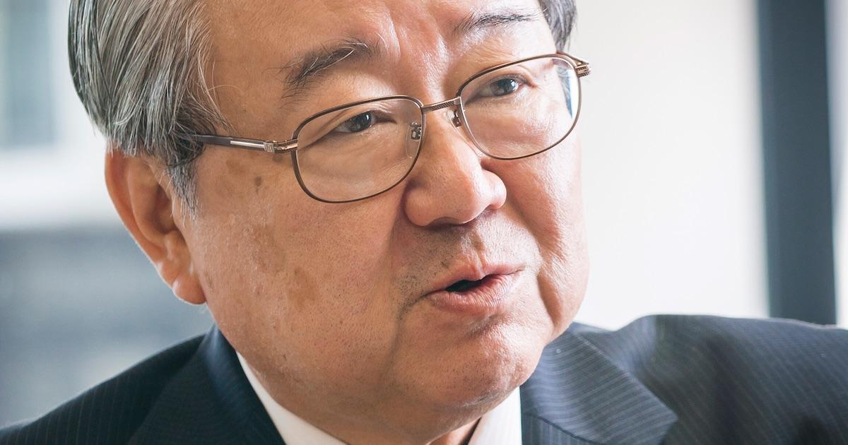 「法学部凋落」に直面した中大法、福原紀彦・中央大学学長の決意