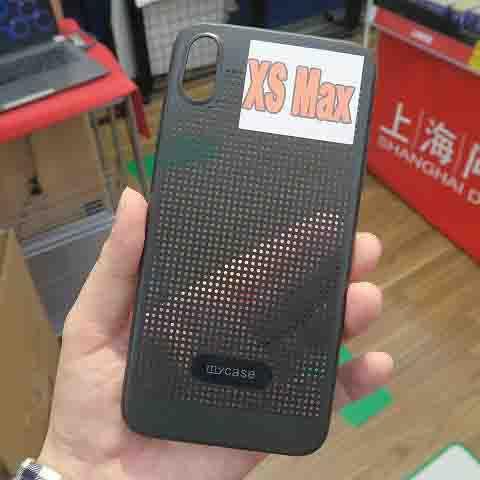 メッシュアルミで熱こもらないiPhone向け高放熱ケース