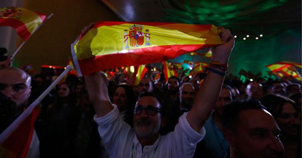 アンダルシア州議会選で極右躍進、一変するスペイン政治