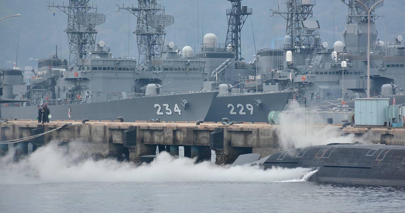 海軍の窓から歴史を学ぶ